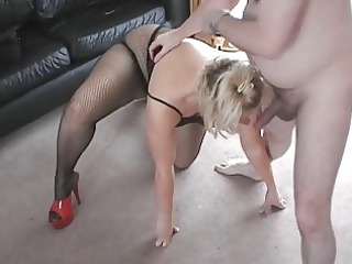 bbw d like to fuck in precious fishnet.