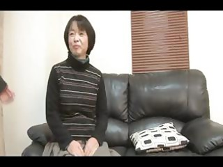 17yr old granny tomoe nakamachi drilled