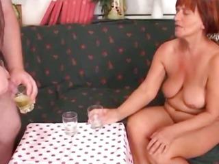 piss-and-cum-drinking-italian-granny