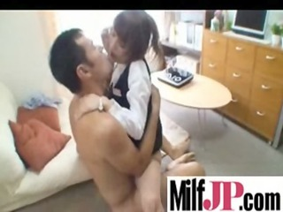cute sexy japanese milfs acquire screwed vid-22