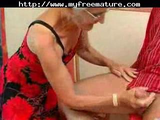 insatiable granny just t live without penis