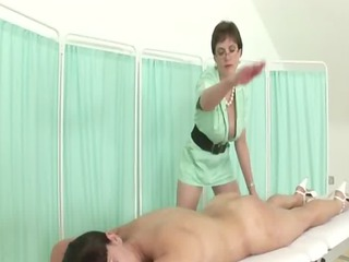 large tit slut slaps some gazoo hard on mature