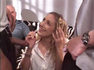 golden-haired wife acquires taught a lesson in