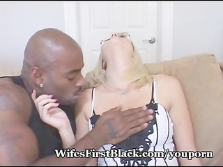 wife desires to fuck a dark lad