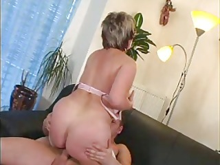 sexy mom n96 aged with her coach
