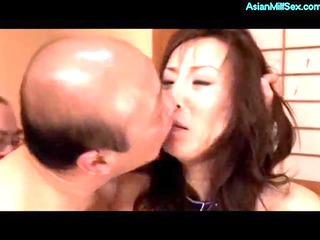 milf dominated by old spouse and allies licked