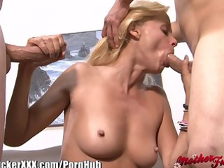 lewd mother i gang banged by large cocks