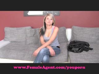 femaleagent. suspicious and hot