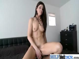 large dark dicks inside hawt breasty milfs
