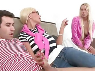 messy older puma swede guides couples