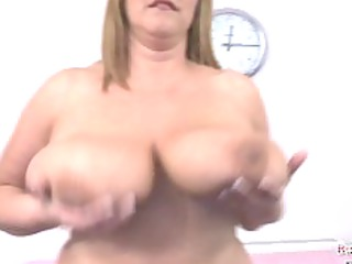 large tits carol brown toy fuck