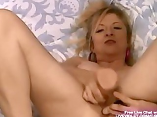 old floozy nikki seduces young lad by phone