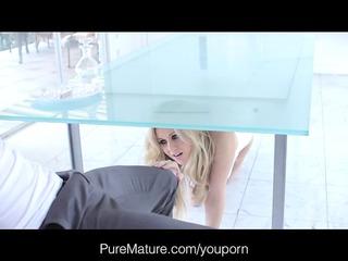 puremature anal loving milf acquires dream filled